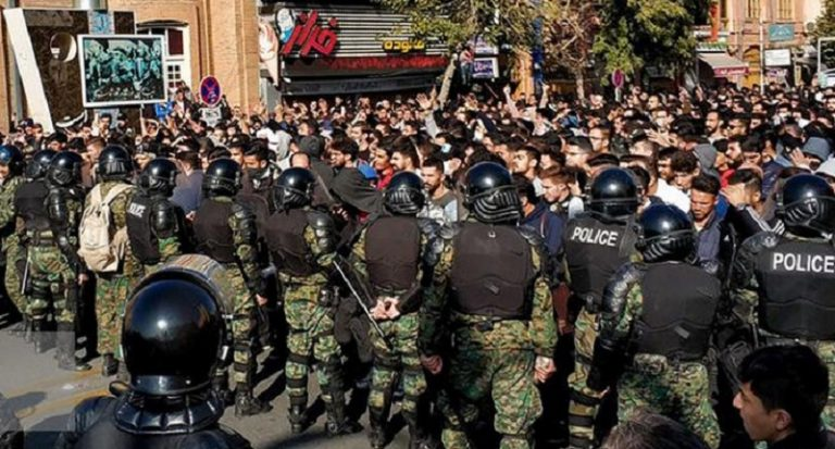 As Anniversary of Iran Protests Approaches, Regime Increases Its Oppressive Measures