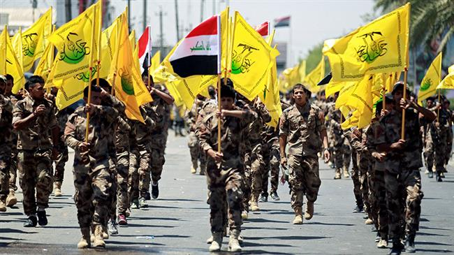 Kata'ib Hezbollah, an Iranian proxy group in Iraq