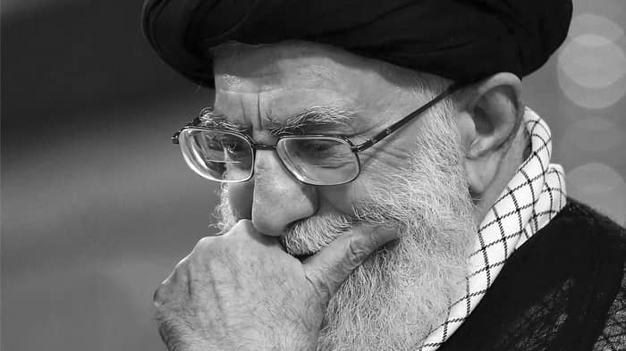 Khamenei Express Fear of Iran Protests and Opposition MEK