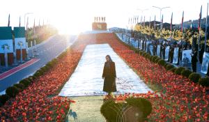 Maryam Rajavi at pays tribute to Myrtis of November 2019 uprising