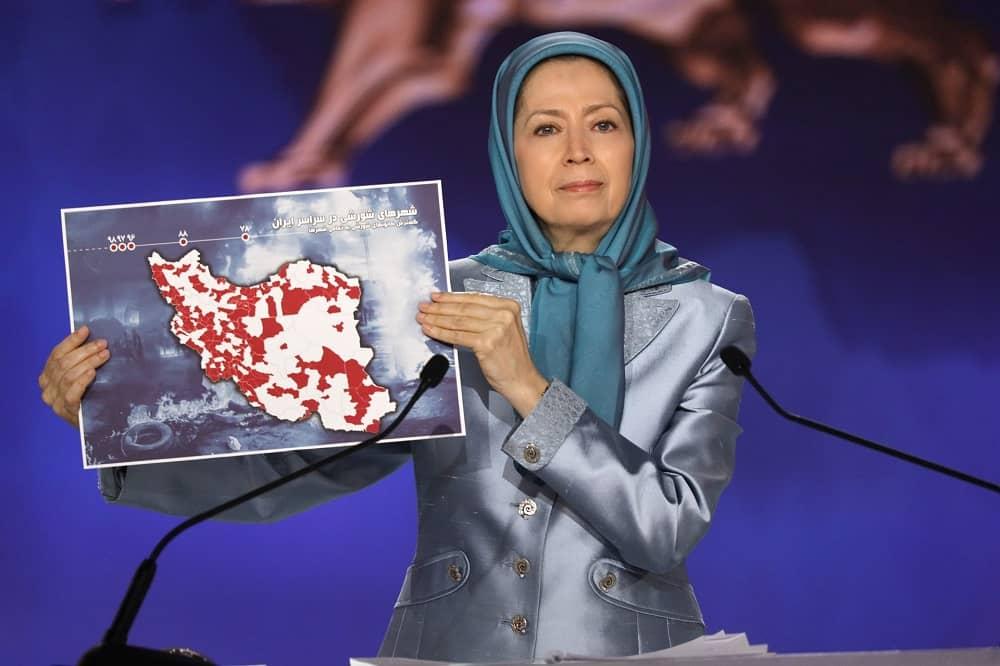 Maryam Rajavi, President-elect of the NCRI