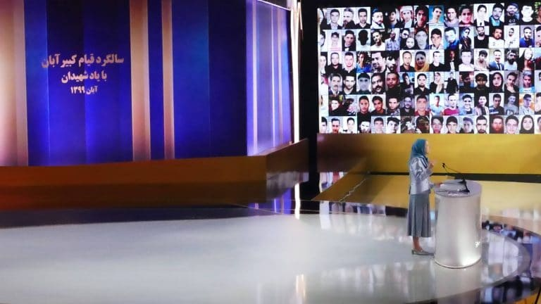 Conference on November 2019 Iran Protests Once Again Shows Nation's Desire for Freedom
