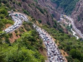 A road in Siahkal mountains. Siahkal is a city in Gilan Province, Iran. The coronavirus death toll in Gilan Province has reached 5,666
