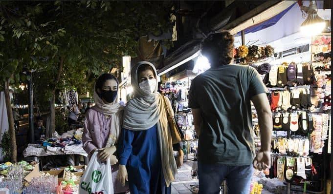 Coronavirus across Iran