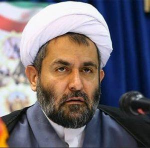 Hossein Taeb, the head of the IRGC's Intelligence Organization