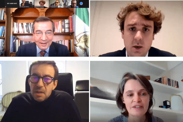 Iran Regime Diplomat, Three Accomplices To Go on Trial in Belgium