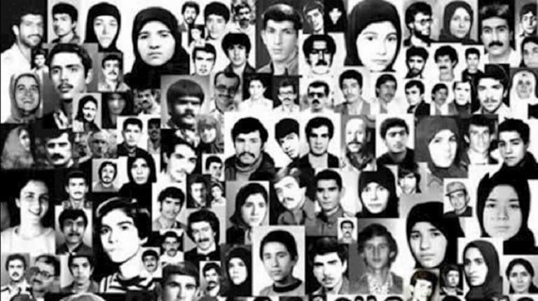 Photographs and Memoirs of Iran 1988 Massacre Victims