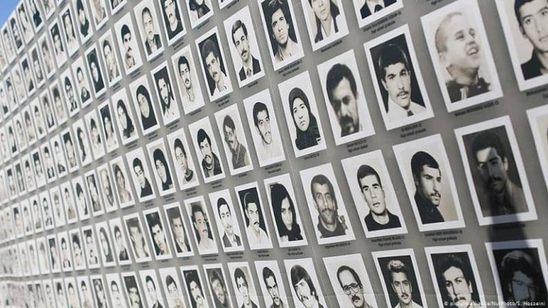 The Names of 5,049 1988 Massacred MEK Members and Supporters in Iran