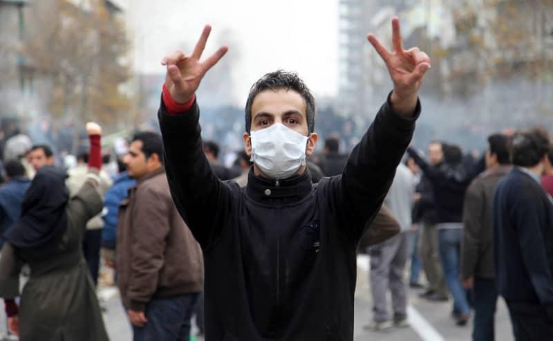 Pemberontakan Iran, 2017–2018