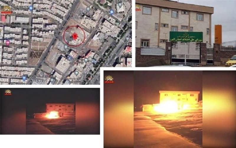 Karaj - Peradilan pidana mullah di Provinsi Alborz, Pusat Hukuman Penyiksaan dan Eksekusi - 25 Desember 2020