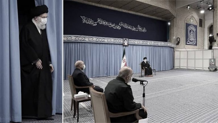 Iran: Khamenei's Speech Reveals Depths of the Regime's Crises