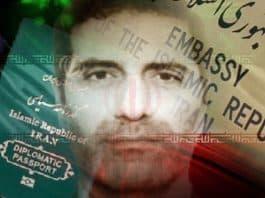 Iranian diplomat-terrorist Assadollah Assadi