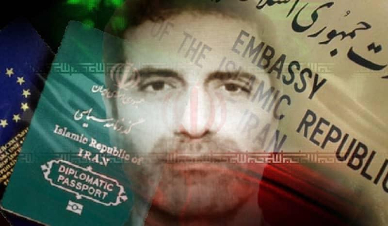 Diplomat-teroris Iran Assadollah Assadi