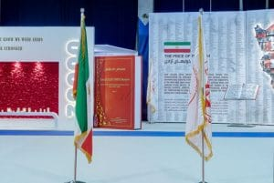 Museum 120 years of struggle for freedom in Iran-1988 Massacre, a memorial for 30,000 innocents