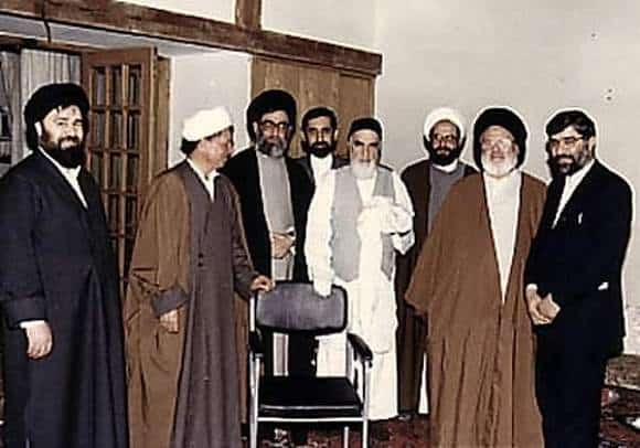 The Hierarchy of the Iran 1988 Massacre