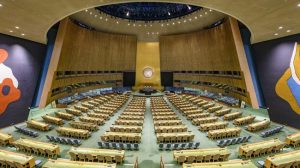 Adoption of the 67th United Nations resolution, condemning violation of human rights in Iran