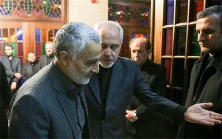 "Iran's ""Propaganda Minister"" Javad Zarif and Terrorism in Europe"
