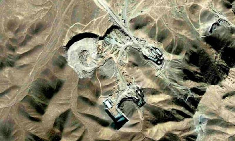 Iran, Pabrik Pengayaan Bahan Bakar Fordo (Fordow)