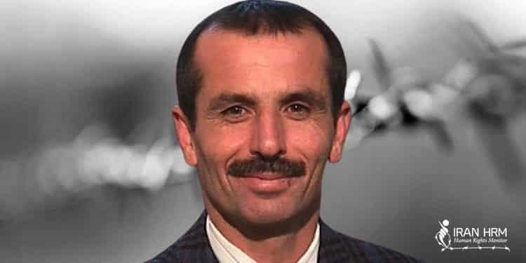Iranian political prisoner Gholam Hossein Kalbi Iranian political prisoner Gholam Hossein Kalbi