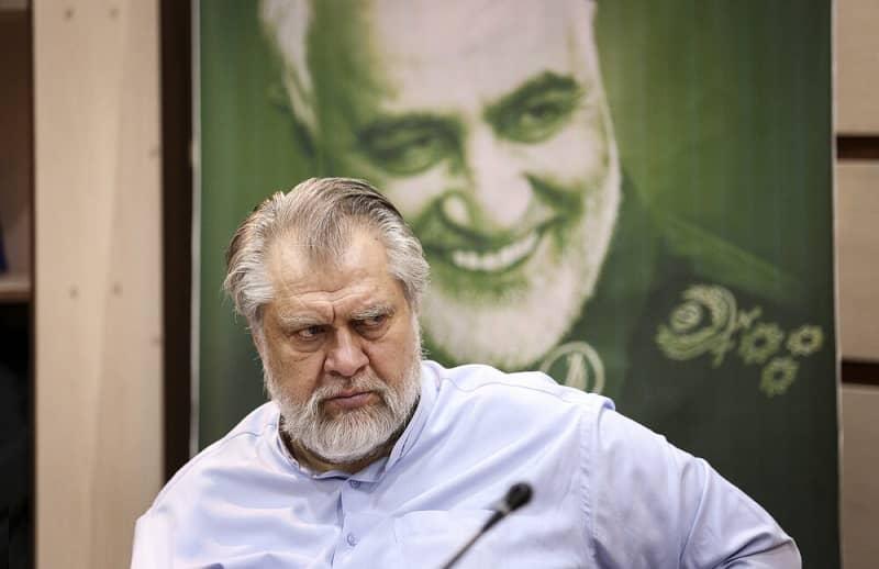 "Nader Talebzadeh, head of the ""New Horizon"" organization, a front organization of the Revolutionary Guards (IRGC)"