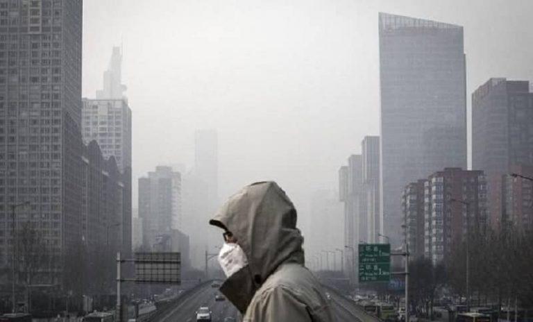 Iran's Air Pollution Crisis