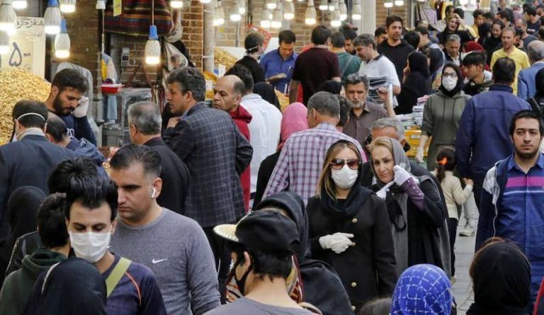 Iran: Coronavirus Death Toll in 478 Cities Exceeds 200,600