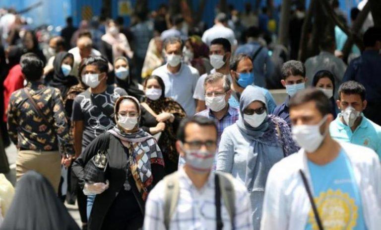 Iran: Coronavirus Death Toll in 478 Cities Surpasses 199,700