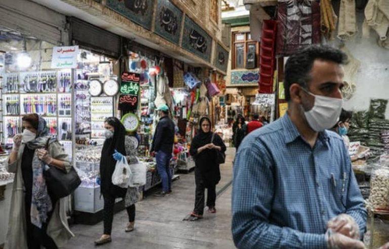Iran: Coronavirus death toll in 478 cities had exceeded 201,100