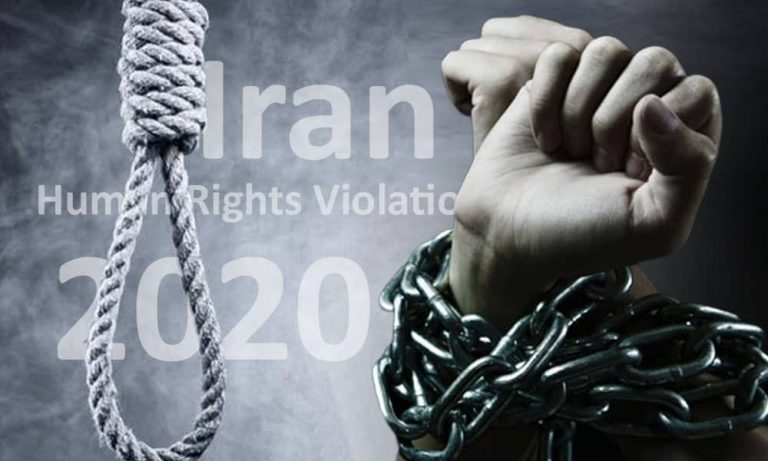 A Glance at Iran's Human Rights Violations in 2020