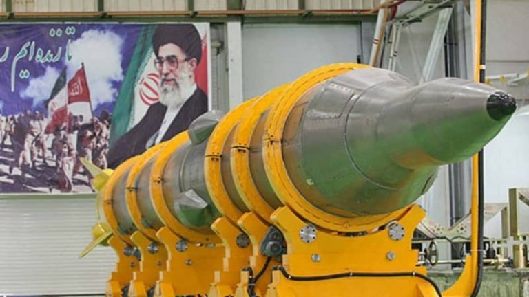 International Community Should Take Firm Action Against Iran's Regime, as IRGC Unveils New Missiles
