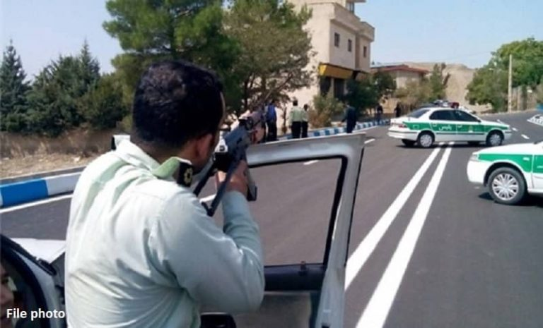 Defenseless Residents of Iranshahr Attacked. Suppressive Forces Use Birdshot to Counter Rebellious Youth's Resistance