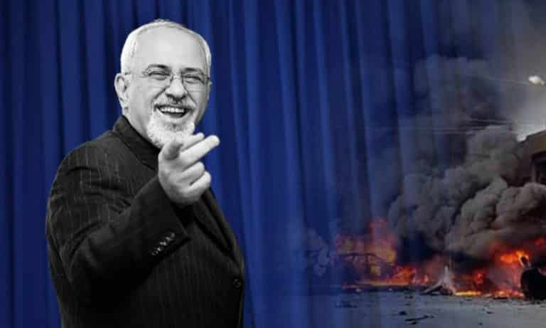 Iran's Zarif Proposes Cooperation in Middle East, While Regime Continues Provocative Terrorist Activities