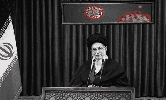 By Banning Import of COVID-19 Vaccine, Khamenei Confirms His Intention of Killing Iran's People