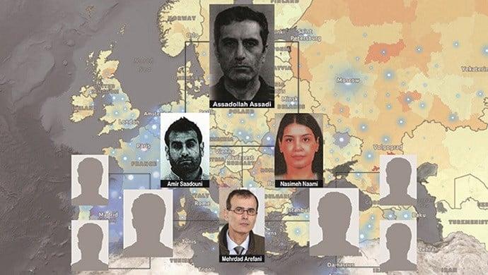 20 mantan pejabat UE merilis pernyataan yang menyoroti implikasi dari kasus teroris yang melibatkan diplomat-teroris rezim Iran