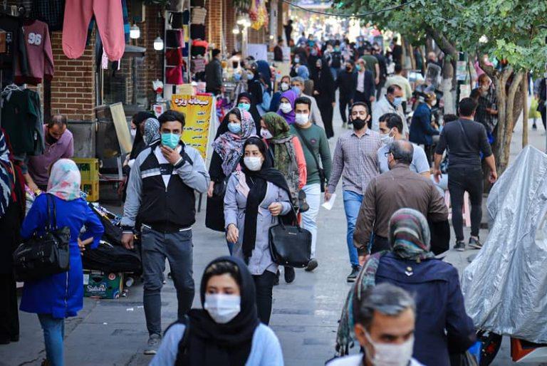 Iran: Coronavirus Fatalities in 478 Cities Surpass 202,100