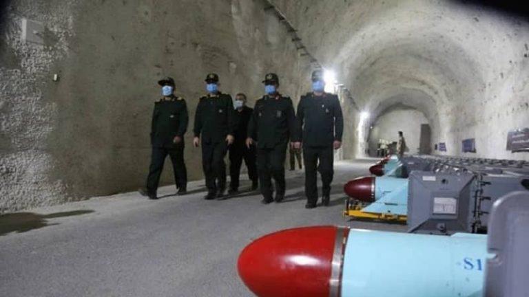 Iran: IRGC Unveils New Missile Base, Confirming Regime's Terrorist Nature