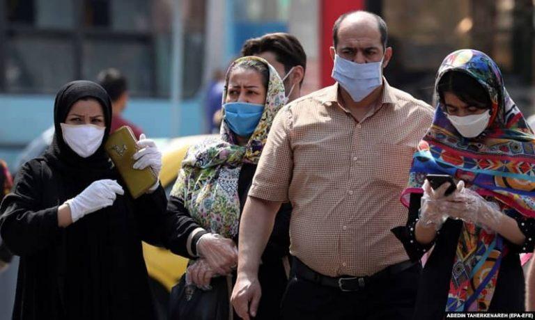 Iran: Coronavirus Fatalities in 480 Cities Exceed 212,500