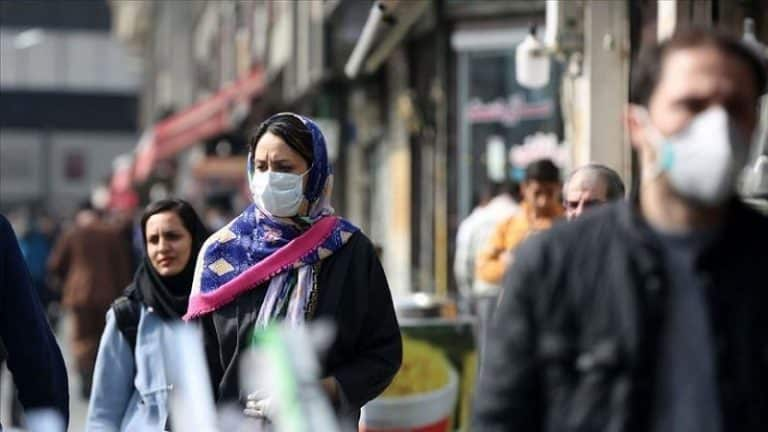 Corona Disaster in 480 Cities in Iran Takes 212,900 Lives