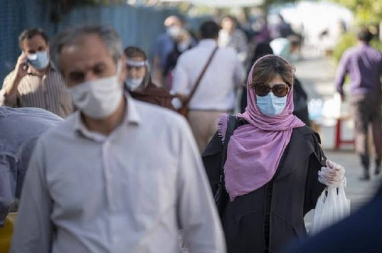 Coronavirus Takes 216,700 More Lives in 480 Cities in Iran