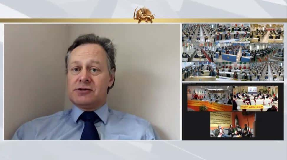 Matthew Offord speaks to the online conference - February 4, 2021