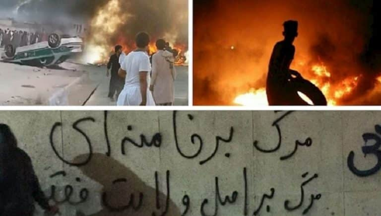Iran: Uprising of Sistan and Baluchestan No. 8- Baluchi Uprising Continues for Seventh Day Running Despite the Unbridled Repression