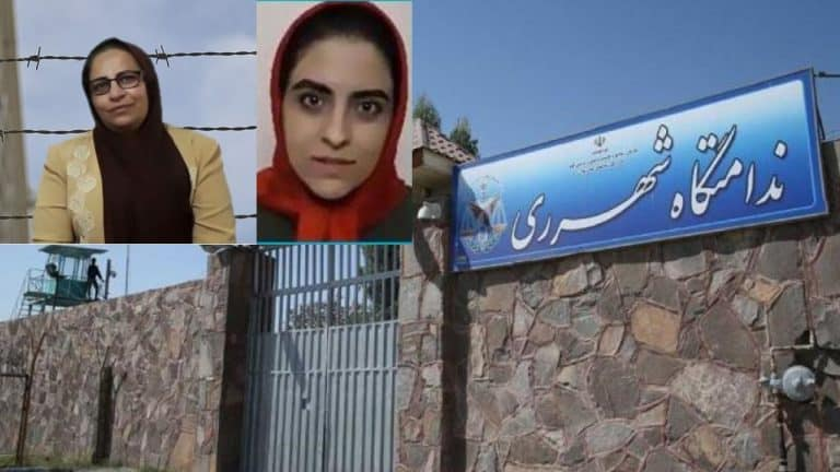 Iran: Political Prisoner Zahra Safaei and Her Daughter Parastoo Moeini Sentenced To 8 and 6 Years in Prison Respectively