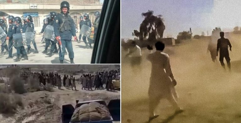 Iran: Uprising of Sistan and Baluchestan, No. 7 – Baluchi Uprising Continues for the Sixth Day Running Despite Harsh Repression