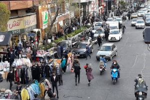 Korban tewas akibat virus korona Iran