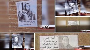Activities of the Resistance Units and MEK supporters marking International Women's Day