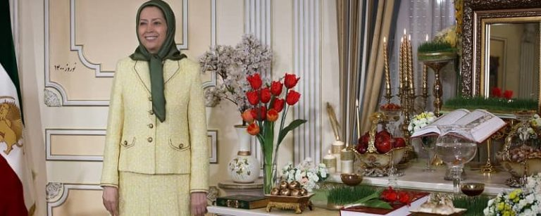 Maryam Rajavis's Speech on the Advent of Persian New Year 1400