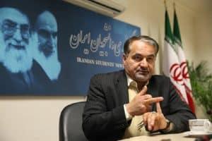 Hossein Mousavian Iranian regime's former ambassador to Germany