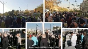Iran: Pertemuan protes menentang perjanjian tidak patriotik dengan China