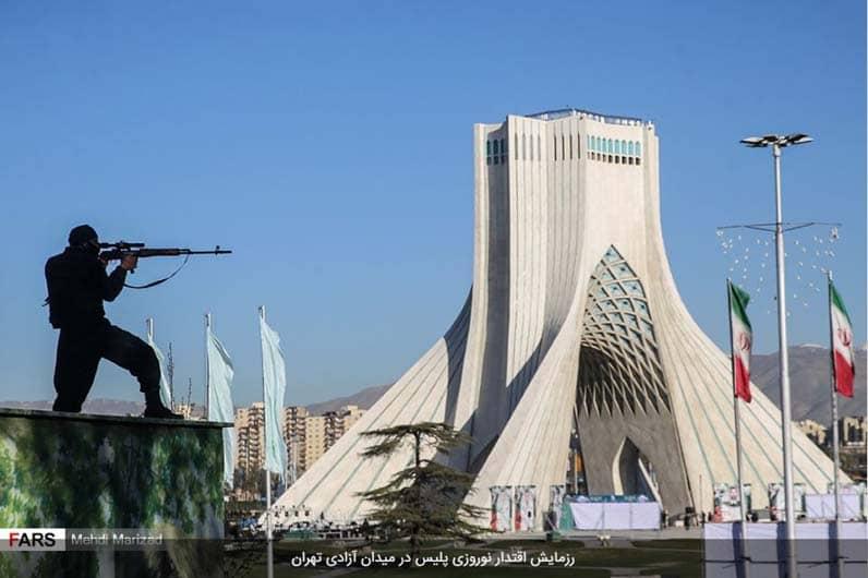 Rezim Iran Mengambil Tindakan Menindas di Tahun Baru Persia