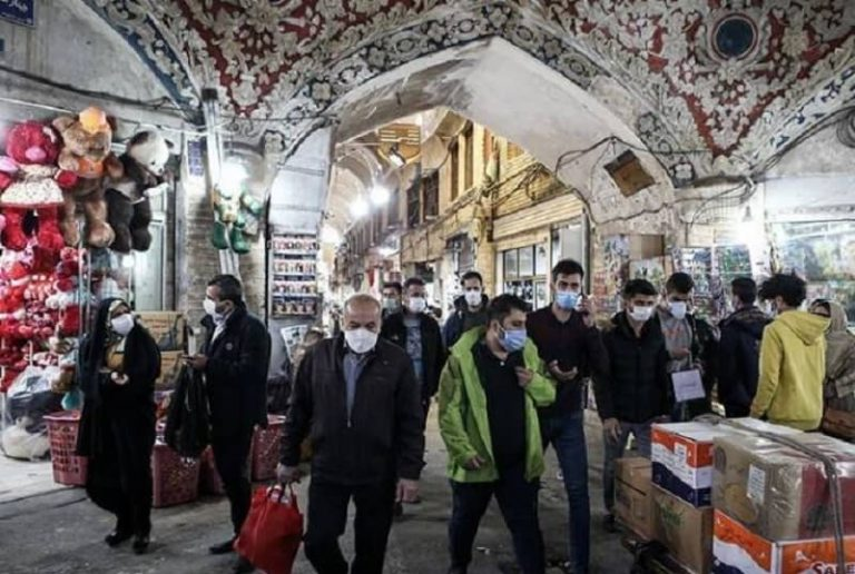 Coronavirus Disaster in Iran Takes 227,300 Lives in 501 Cities
